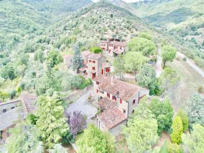 12 bedroom villa for sale, Cortona, Arezzo, Tuscany