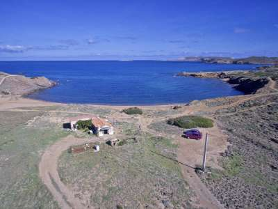 Farm with 118 Hectares and Coastline in Northern Menorca