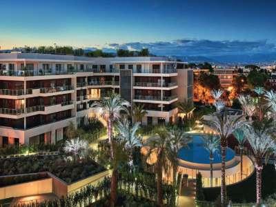 4 bedroom penthouse for sale, Parc du Cap, Cap d'Antibes, Antibes Juan les Pins, French Riviera