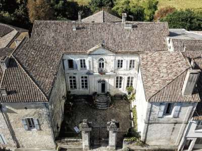 7 bedroom French chateau for sale, Cahuzac, Aude, Languedoc-Roussillon