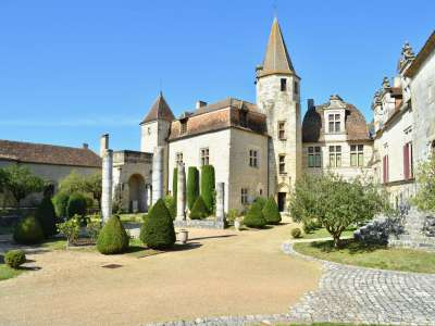 10 bedroom French chateau for sale, Bergerac, Dordogne, Aquitaine
