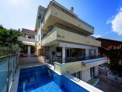5 bedroom villa for sale, Krasici, Tivat, Coastal Montenegro