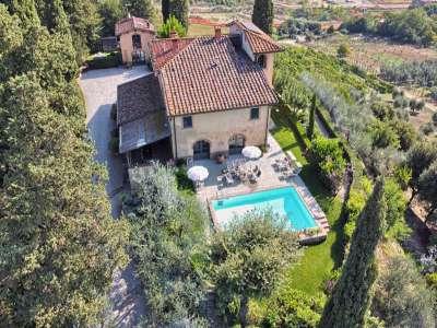 8 bedroom villa for sale, Valdarno, Arezzo, Chianti Wine Region