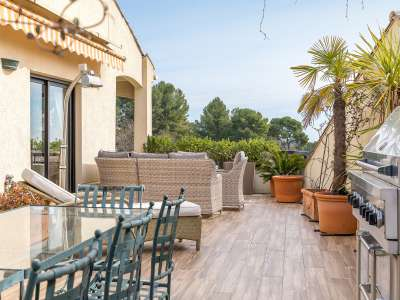 4 bedroom penthouse for sale, Mougins, French Riviera