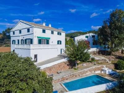 8 bedroom villa for sale, Ferreries, Central Menorca, Menorca