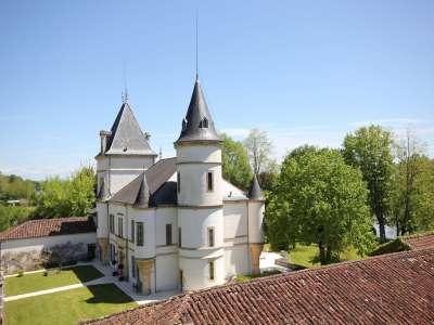 8 bedroom French chateau for sale, Fongrave, Lot-et-Garonne, Aquitaine
