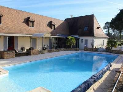 5 bedroom farmhouse for sale, Perigueux, Dordogne, Aquitaine