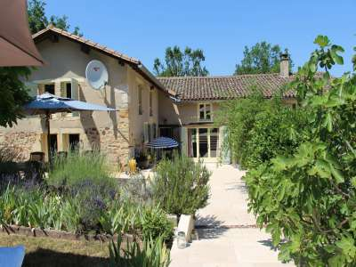 4 bedroom house for sale, Puycelci, Tarn, Midi-Pyrenees