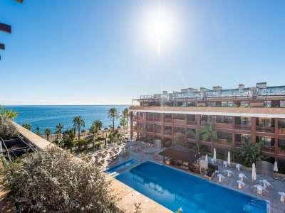 2 bedroom penthouse for sale, Puerto Banus, Malaga Costa del Sol, Andalucia
