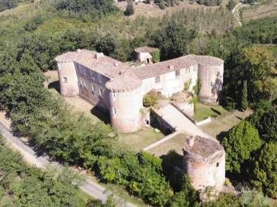 8 bedroom French chateau for sale, Occitanie, Tarn et Garonne, Tarn-et-Garonne, Midi-Pyrenees