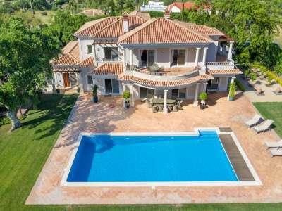 5 bedroom villa for sale, Almancil, Central Algarve, Algarve Golden Triangle