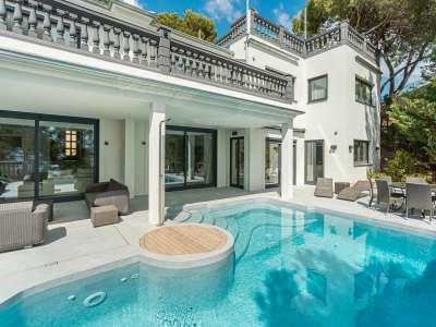 7 bedroom villa for sale, Cala Vinyes, South Western Mallorca, Mallorca