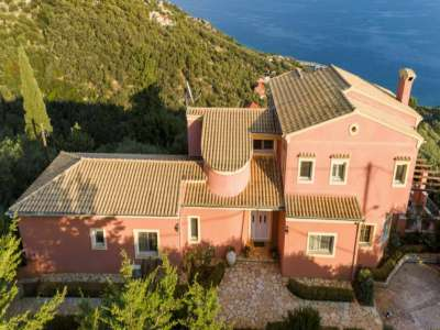 4 bedroom villa for sale, Nisaki, Corfu, Ionian Islands