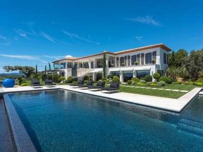 7 bedroom villa for sale, Grimaud, French Riviera