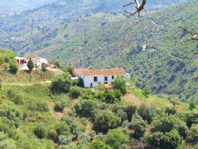 5 bedroom farmhouse for sale, Colmenar, Malaga Costa del Sol, Andalucia