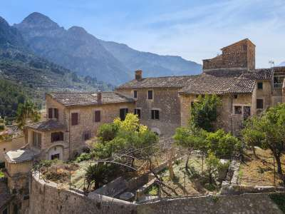 8 bedroom house for sale, Fornalutx, North Western Mallorca, Mallorca