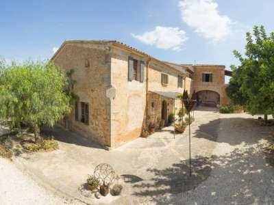 7 bedroom farmhouse for sale, Santanyi, South Eastern Mallorca, Mallorca