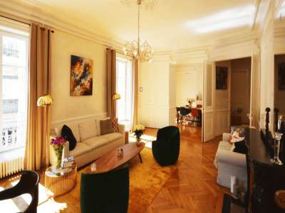 2 FLATS FOR SALE IN THE PRESTIGIOUS DISTRICT LYON 2nd