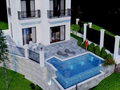3 bedroom house for sale, Rezevici, Budva, Coastal Montenegro