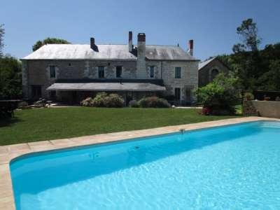 4 bedroom house for sale, Montsoreau, Maine-et-Loire, Loire Valley