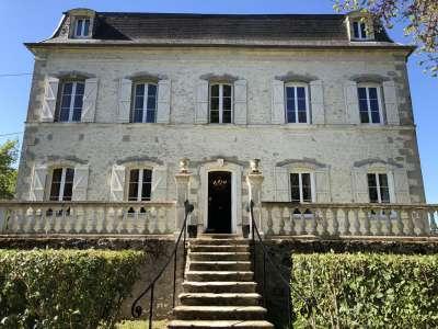19 bedroom manor house for sale, Cancon, Lot-et-Garonne, Aquitaine