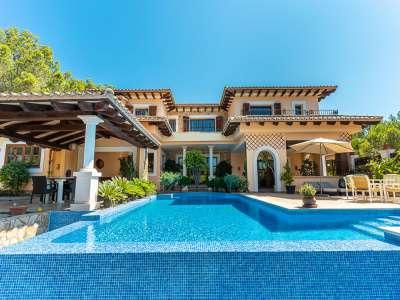 5 bedroom villa for sale, Costa de la Calma, South Western Mallorca, Mallorca