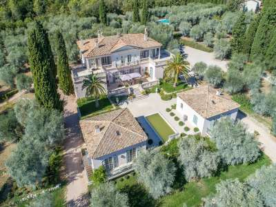 8 bedroom villa for sale, Grasse, Cote d'Azur French Riviera