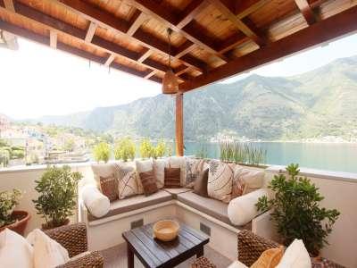 4 bedroom villa for sale, Dobrota, Kotor, Coastal Montenegro