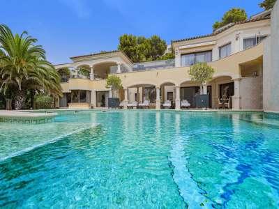 7 bedroom villa for sale, Costa de la Calma, South Western Mallorca, Mallorca
