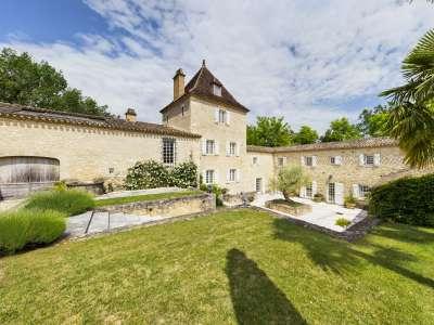 9 bedroom farmhouse for sale, Monflanquin, Lot-et-Garonne, Aquitaine