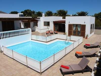 5 bedroom villa for sale, Puerto Calero, Southern Lanzarote, Lanzarote