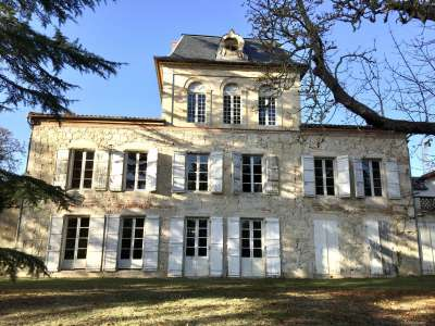 14 bedroom French chateau for sale, Valence, Tarn-et-Garonne, Gascony