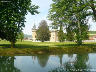 Image 13 | Spectacular French chateau estate in the Jura 120200