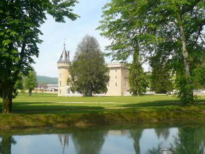 Image 3 | Spectacular French chateau estate in the Jura 120200