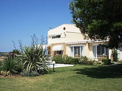 Image 1 | 5 bedroom villa for sale with 0.55 hectares of land, Kassandra, Halkidiki, Central Macedonia 123759
