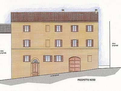 Image 1 | Apartment for sale, Montelupone, Macerata, Marche 125075