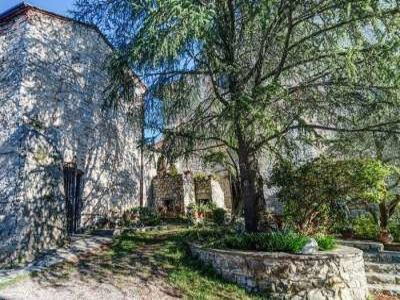 Image 10 | 7 bedroom castle for sale with land in Gaiole in Chianti, Florence, Italy 177961