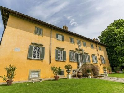 Image 27 | 5 bedroom villa for sale with 1,110,000m2 of land, Lucca, Tuscany 185140