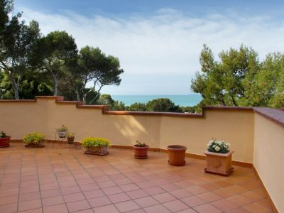 Image 22 | 5 bedroom villa for sale with 1,054m2 of land, Castiglioncello, Livorno, Tuscany 194061