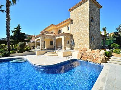 3 bedroom villa for sale, Platja D