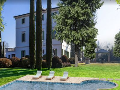 Image 1 | 7 bedroom villa for sale with 0.75 hectares of land, Treviso, Veneto 199832
