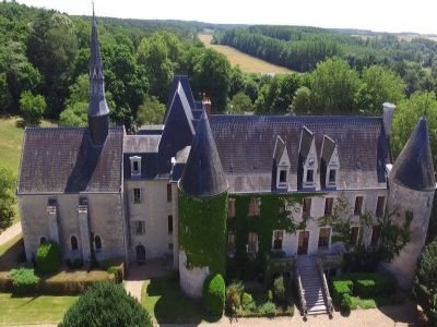 Image 22 | 16 bedroom French chateau for sale with 70,000m2 of land, Tours, Indre-et-Loire , Centre 200312