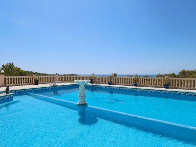 Image 11 | 7 bedroom villa for sale with 15,500m2 of land, Cala Llenya, Eastern Ibiza, Ibiza 201077