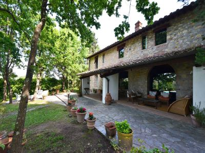 Image 9 | 3 bedroom villa for sale with 10,000m2 of land, Florence, Chianti 201187