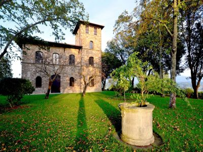 Image 2 | 25 bedroom villa for sale with 500,000m2 of land, Florence, Chianti 201448