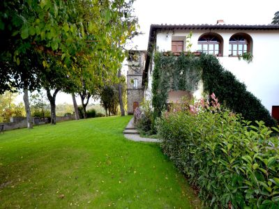 Image 7 | 25 bedroom villa for sale with 500,000m2 of land, Florence, Chianti 201448