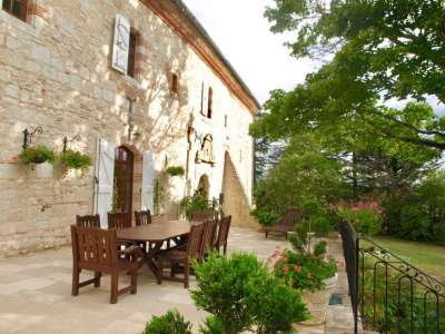 Image 10 | 8 bedroom French chateau for sale with 177,000m2 of land, Gers, Gers , Midi-Pyrenees 202561