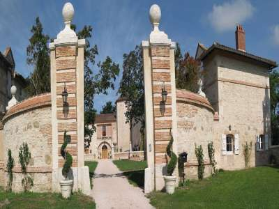 Image 13 | 8 bedroom French chateau for sale with 177,000m2 of land, Gers, Gers , Midi-Pyrenees 202561