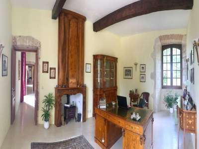 Image 19 | 8 bedroom French chateau for sale with 177,000m2 of land, Gers, Gers , Midi-Pyrenees 202561