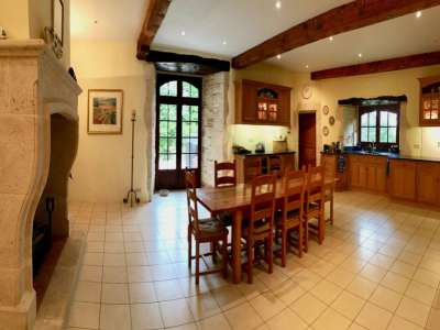Image 21 | 8 bedroom French chateau for sale with 177,000m2 of land, Gers, Gers , Midi-Pyrenees 202561